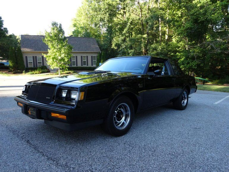 1987 Buick Grand National For Sale Buick Grand National Grand National For Sale Grand National