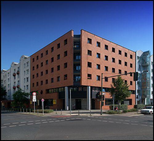 Mario Botta Lutzowstrasse Berlin Edifici Architettura Architetti