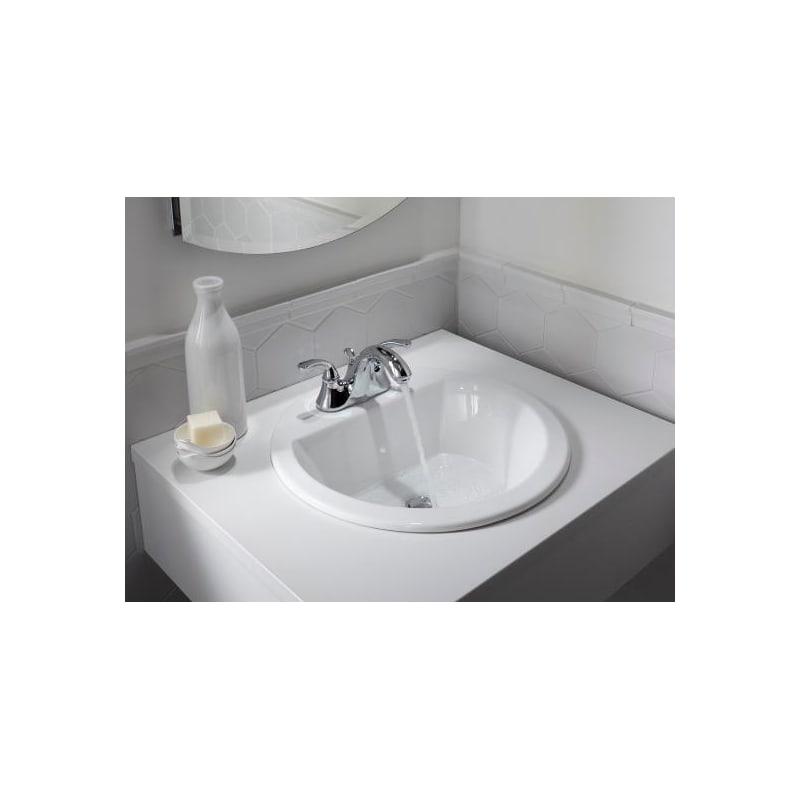Kohler K 2714 4 Drop In Bathroom Sinks Sink Lavatory Sink
