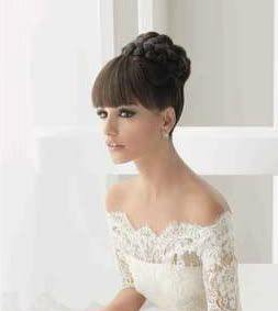 Chignon haut tressé | Hair styles, Up hairstyles, Hair makeup