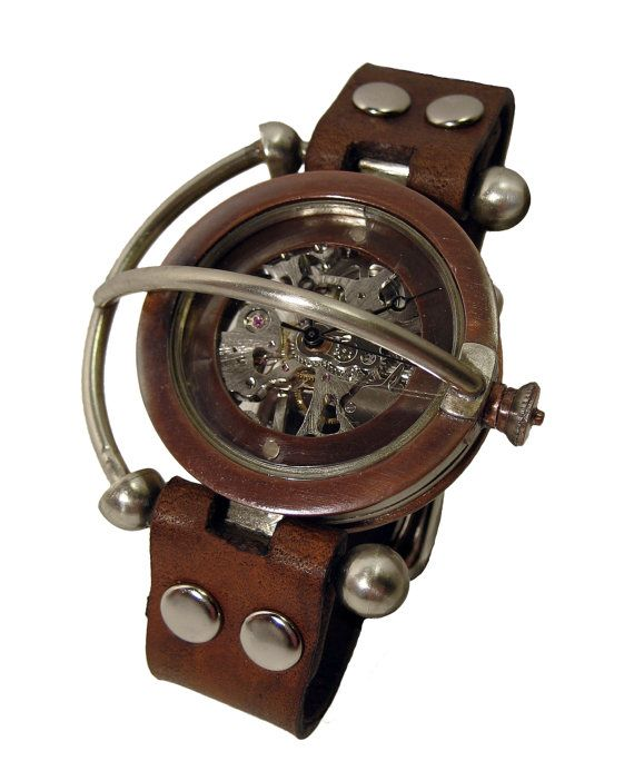 Customized Timepieces by shopExquisiteCorpse on Etsy