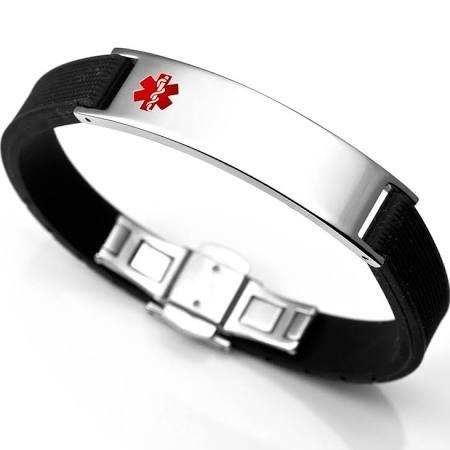 med alert bracelet - Google Search