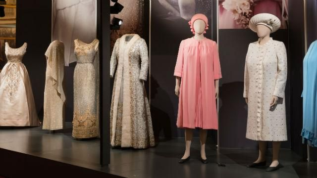 A display of dresses - Royal Collection Trust  © Her Majesty Queen Elizabeth II 2016