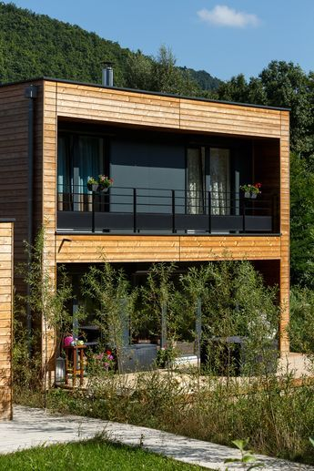 maison en bois booa ventana blog. Black Bedroom Furniture Sets. Home Design Ideas