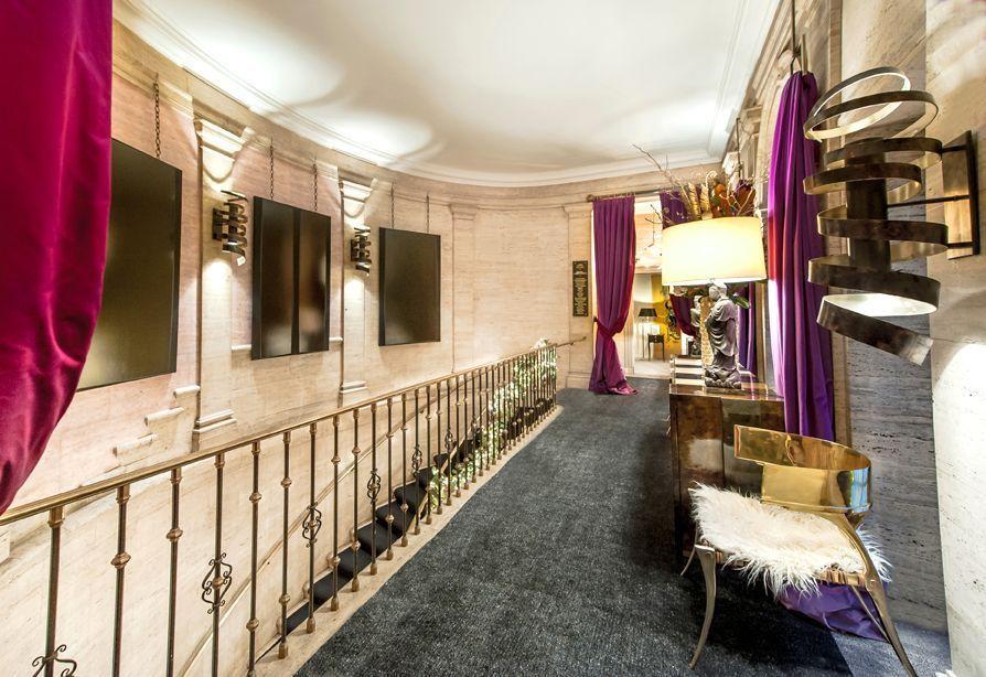 Stunning setting for the @HolidayHouseNY by Linherr Hollyingsworth Design, using Stark throughout. Photos: @AlanBarryPhotography #StarkTouch #HHNYC2014 #InteriorDesign #HolidayHouse2014 #ShowHouse