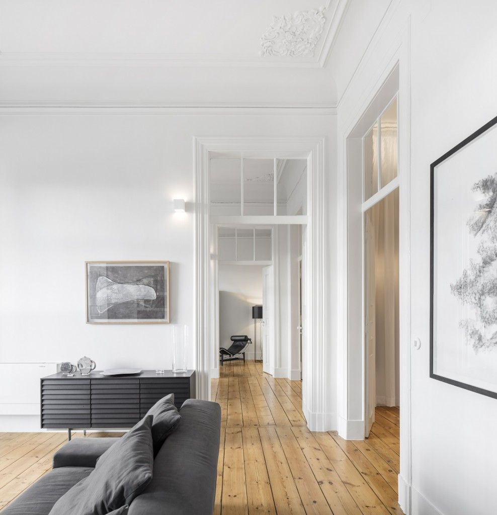 Heritage Apartments: The Beauty Of Modernizing An Architectural Heritage
