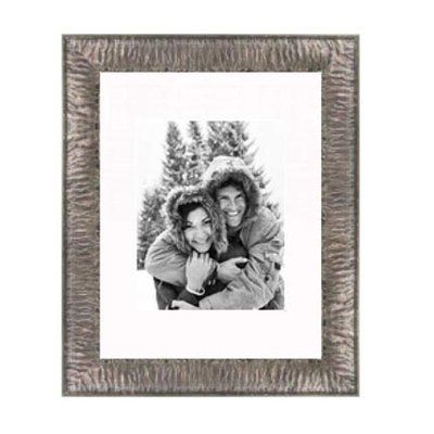 Frames By Mail 11 X 14 Crinkled Frame In Silver Traditional Frames Frame Picture Frames