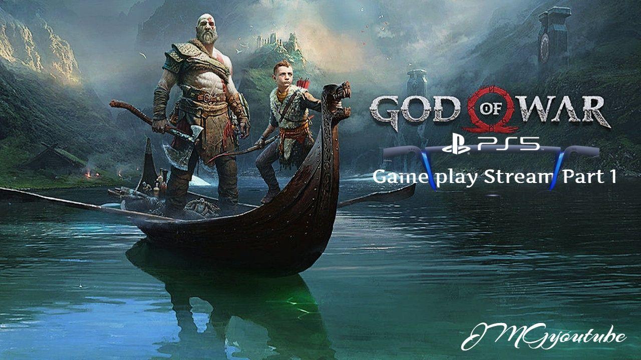 God Of War Ps5 Gameplay Live Now Papeis De Parede De Jogos Planos De Fundo Fundos