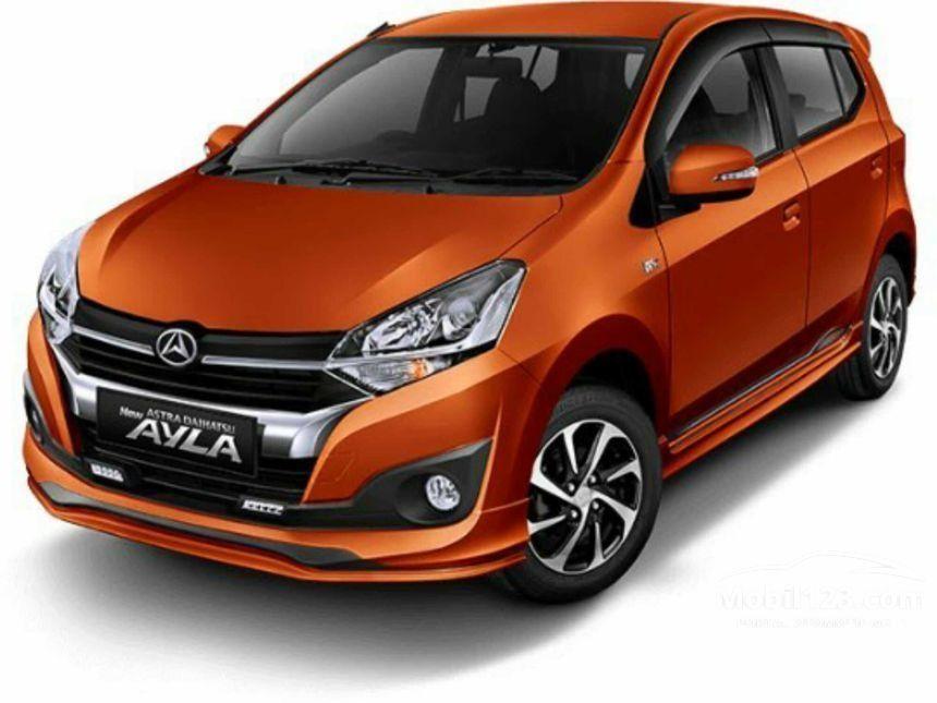 Mobil Termurah Di Indonesia Daihatsu Ayla Dengan Gambar
