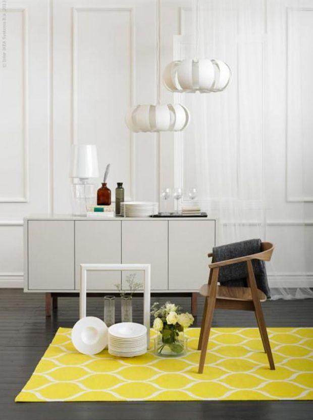 La collection Stockholm d'Ikea via blancgrenade.com