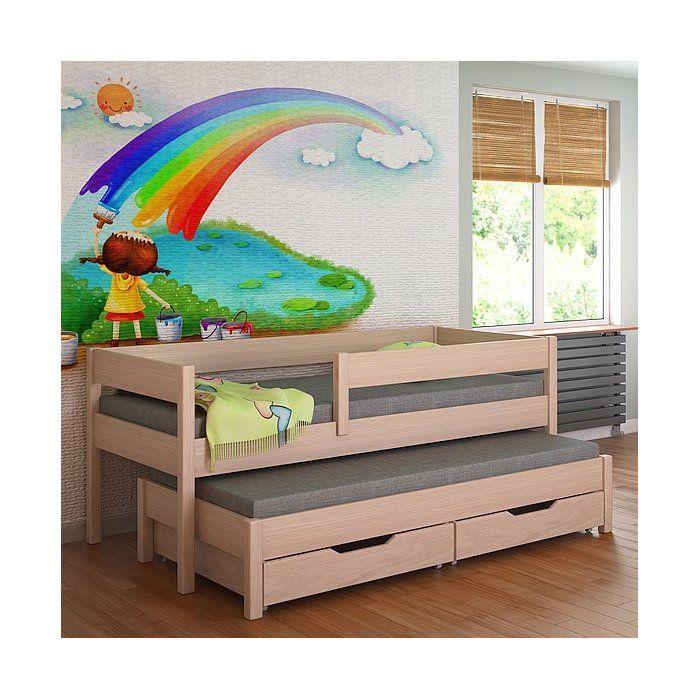 Dieses Kinderbett Von Der Firma Lukdom Passt Durch Seine