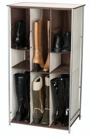 Keep Your Boots In Prime Condition With Shoe Storage. HomeDecorators.com