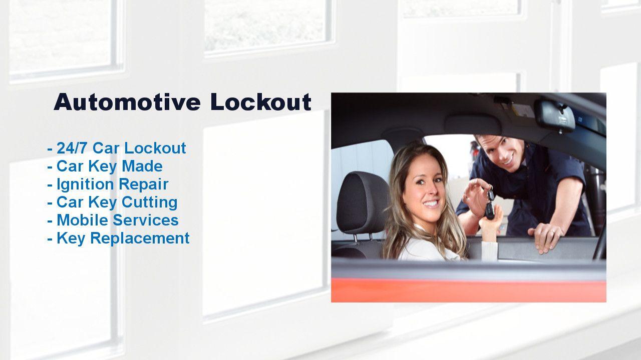 Automotive locksmith leduc specializes in car lockout rekeying