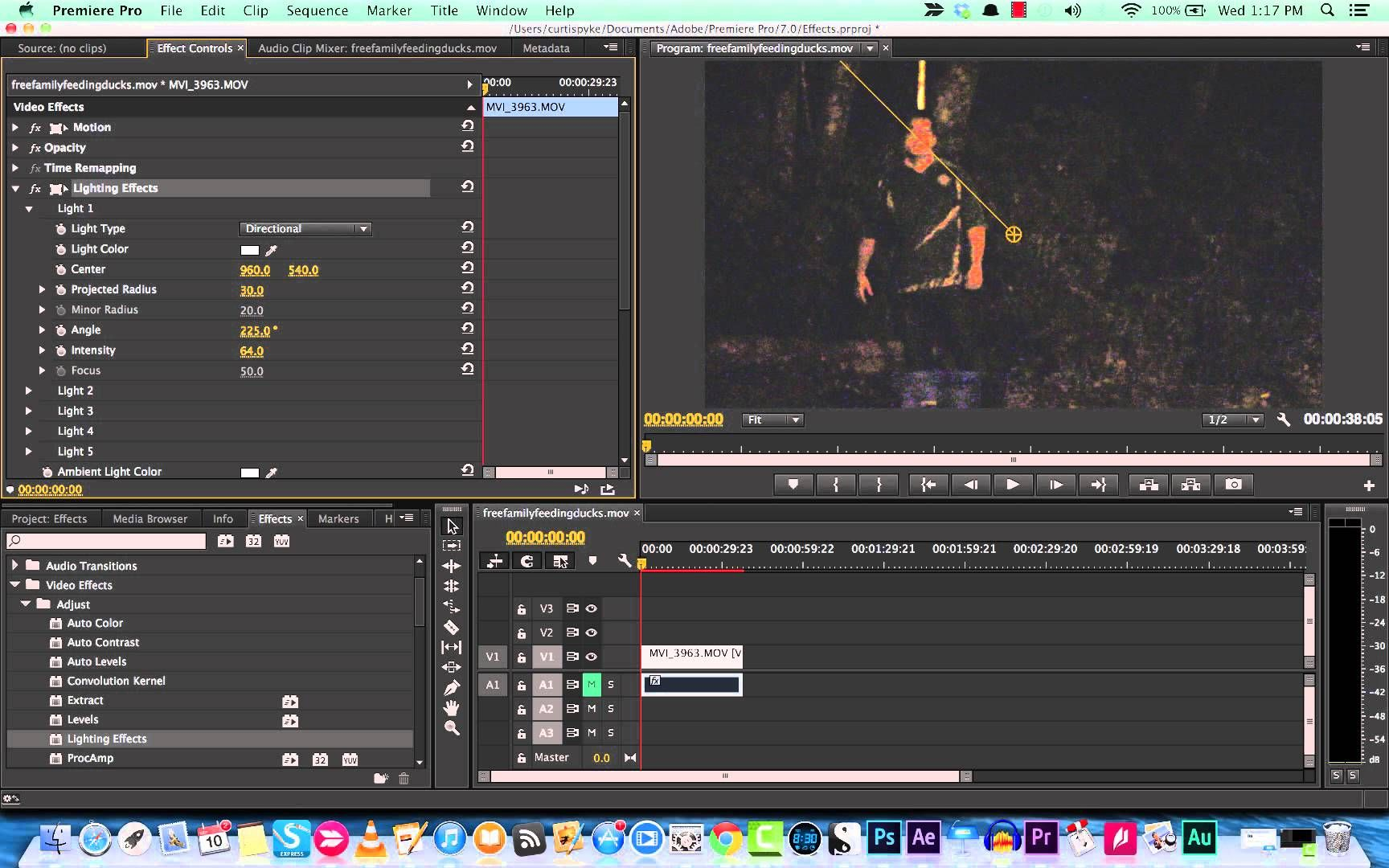 Here Is A Quick Tutorial On How To Lighten Dark Video Footage With