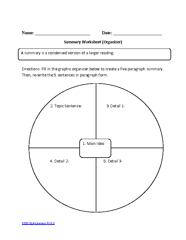 English Worksheets Common Core Aligned Worksheets – Core Curriculum Worksheets