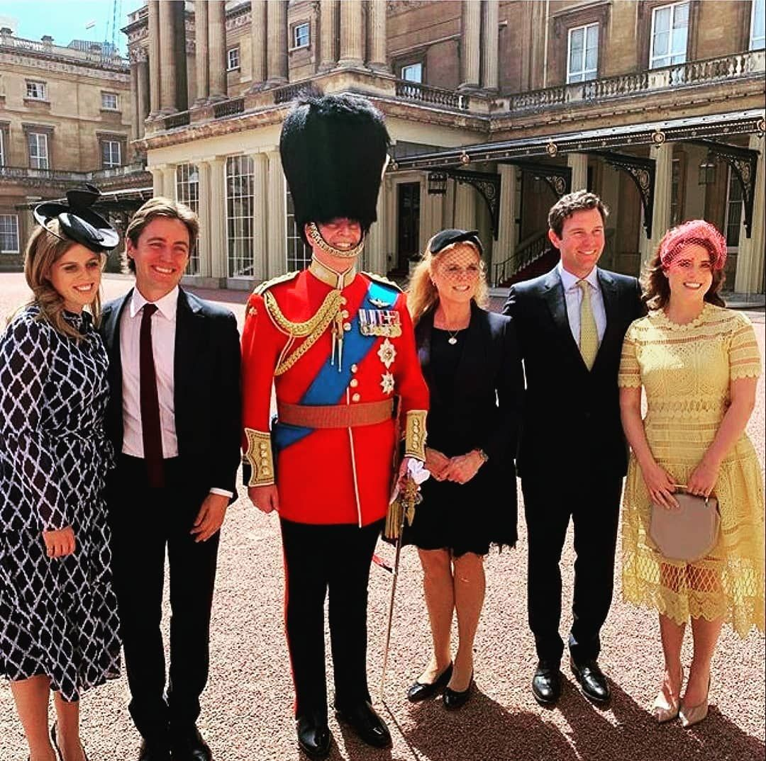 Sarah Duchess Of York, Princess Eugenie