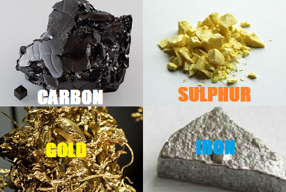 difference between metals and nonmetals metals and