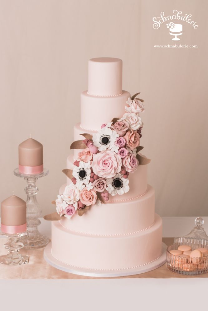 fleur de rose cake deco in 2019 hochzeitstorte. Black Bedroom Furniture Sets. Home Design Ideas