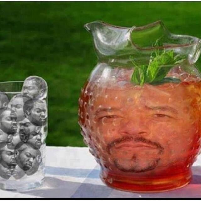 Ice cube, ice t