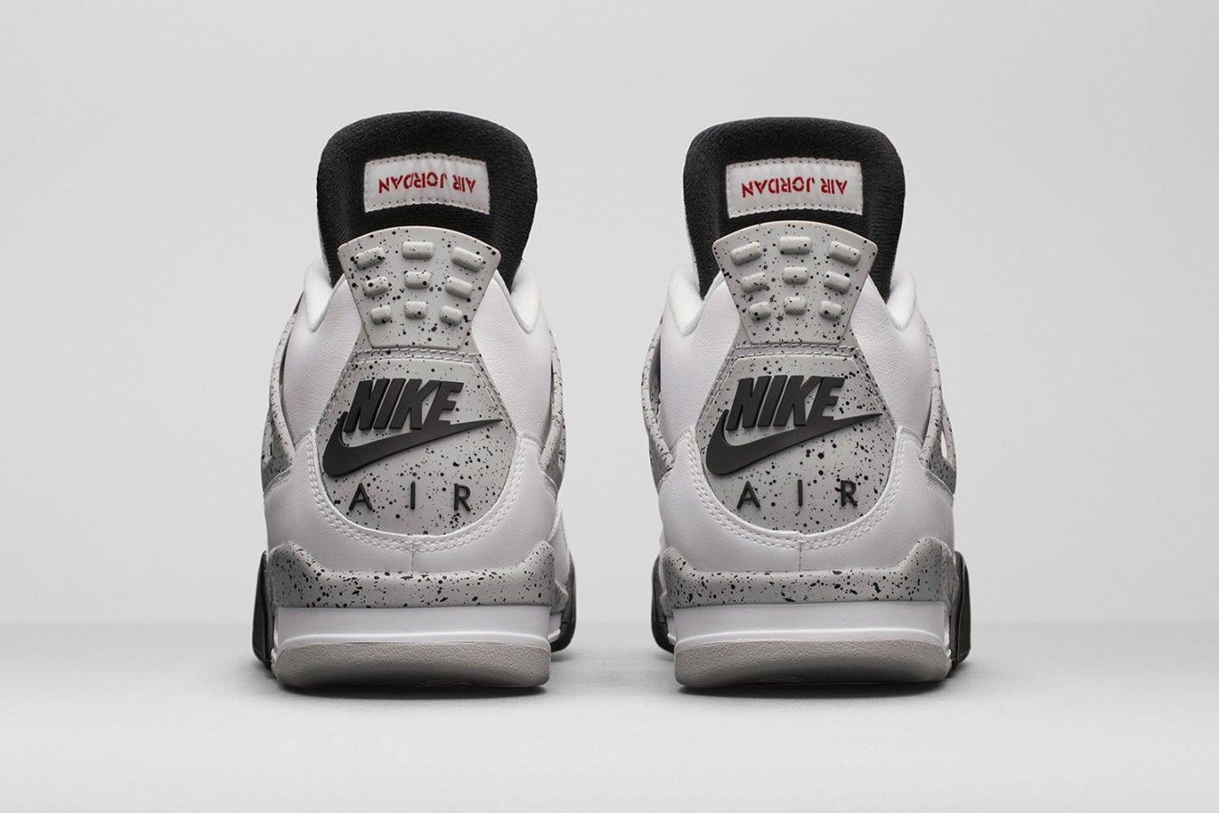 The Air Jordan 4 Retro \