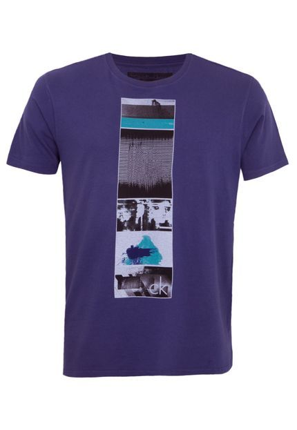 Camisetas Calvin Klein Jeans - Compre Agora   Dafiti Brasil   Cosas ... caffe533f1