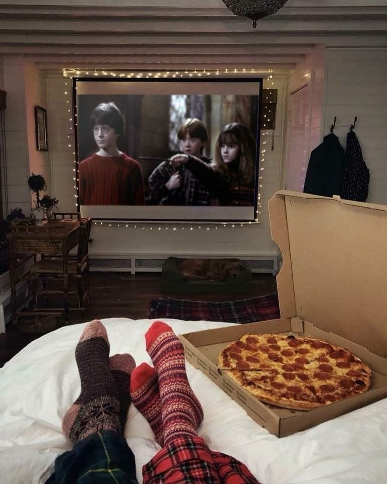 Pin By May Okino On Romantic And Perfect Date Harry Potter Movie Night Netflix Time Couples Movie Night