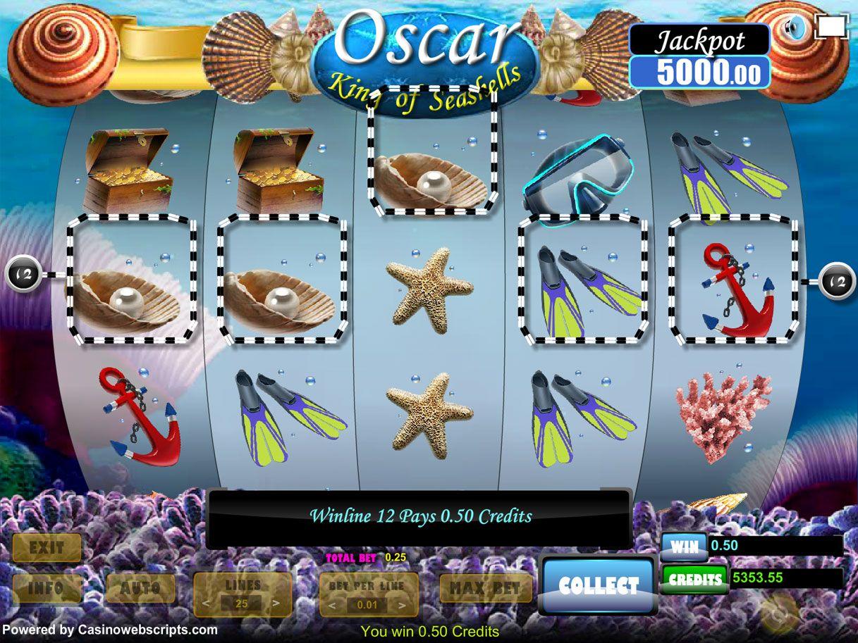 Spiele Oscar - King Of Seashells - Video Slots Online