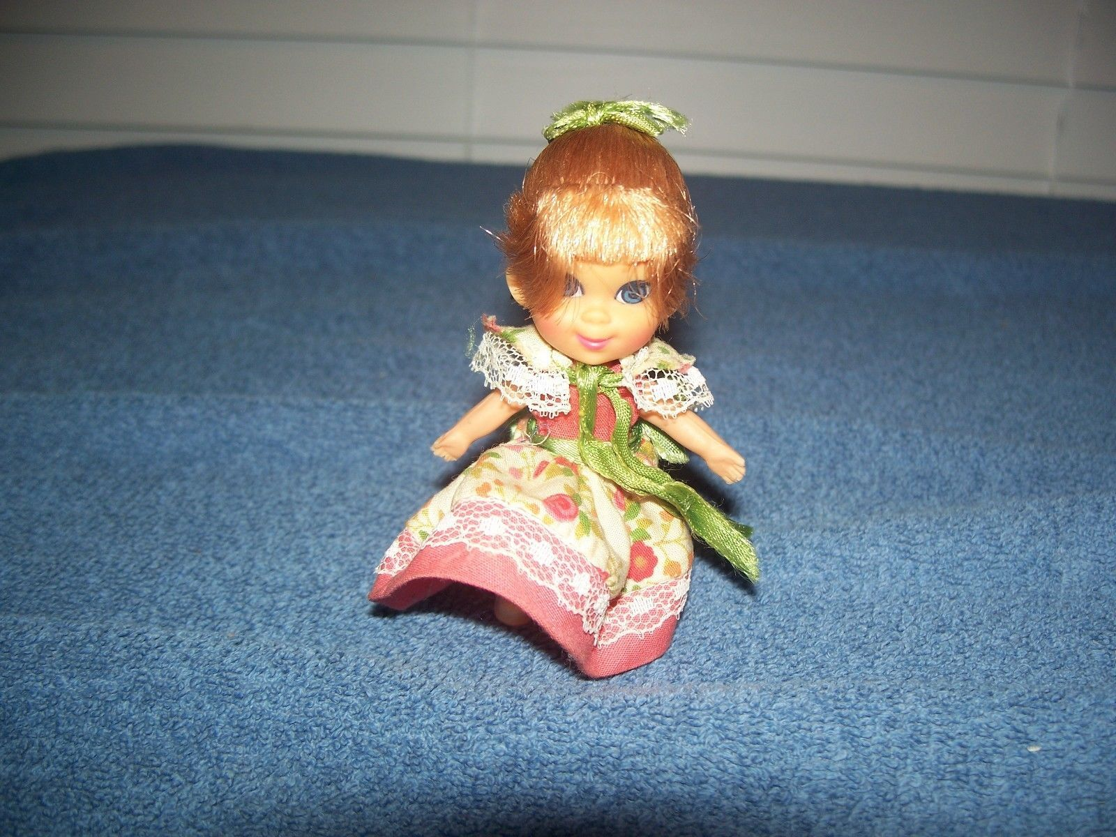 Vintage Little Miss Muffet Liddle Middle Kiddles Doll w/ Outfit ...