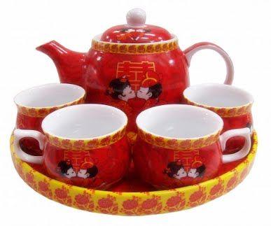 Chinese Wedding Teapot Set Singapore Wedding Tea Tea Pots Chinese Wedding