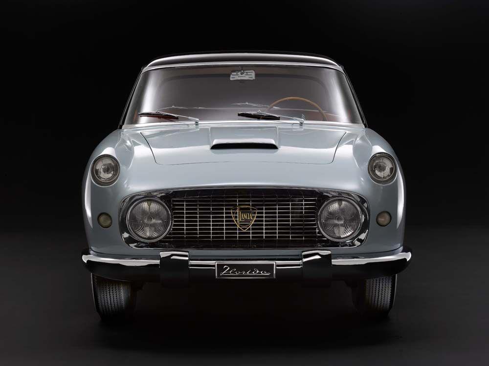 Lancia Florida (Pininfarina), 1955 | 1950s Cars | Pinterest | Cars ...