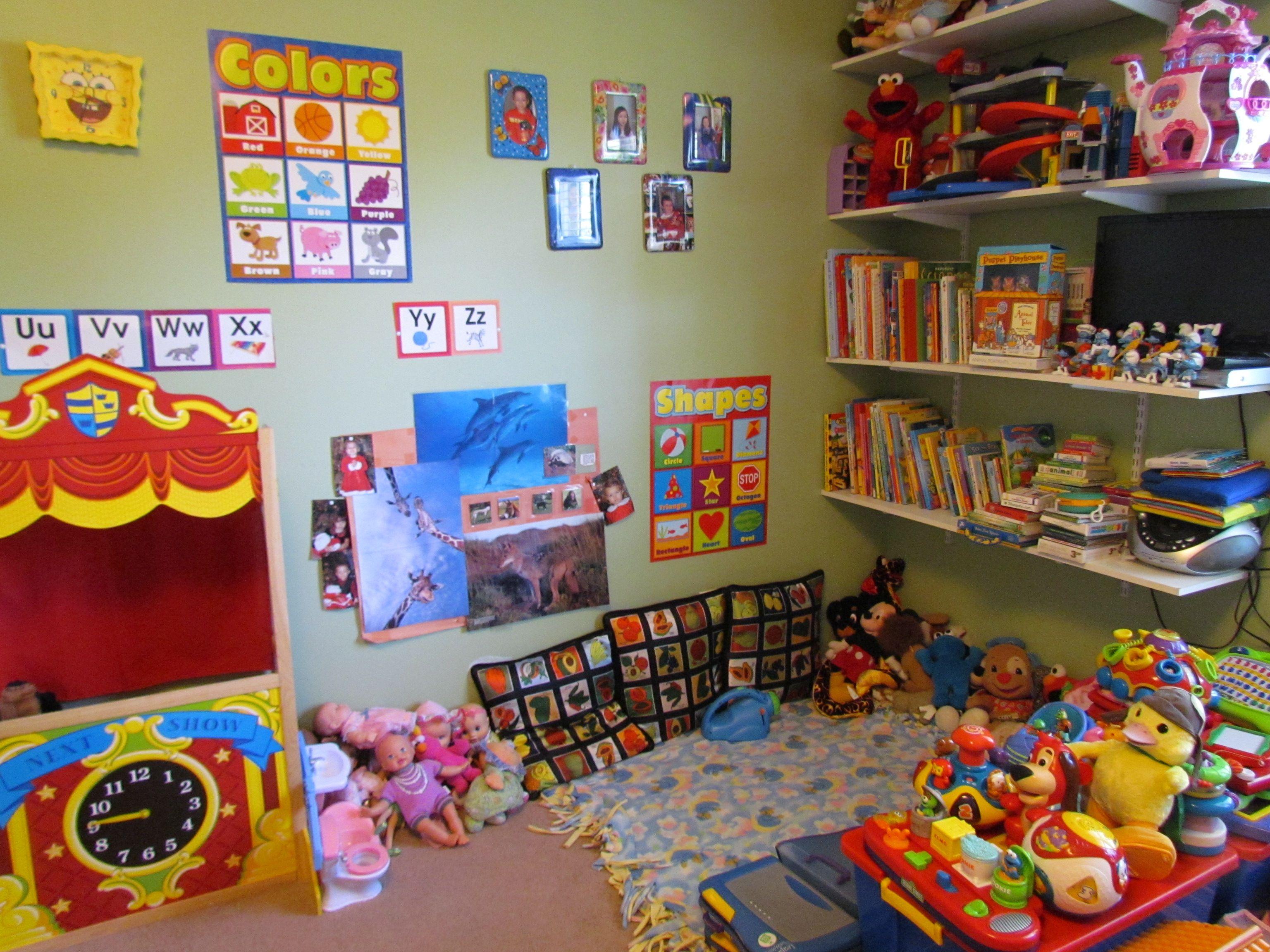 lenka's family licensed child care home**little busy, but like the