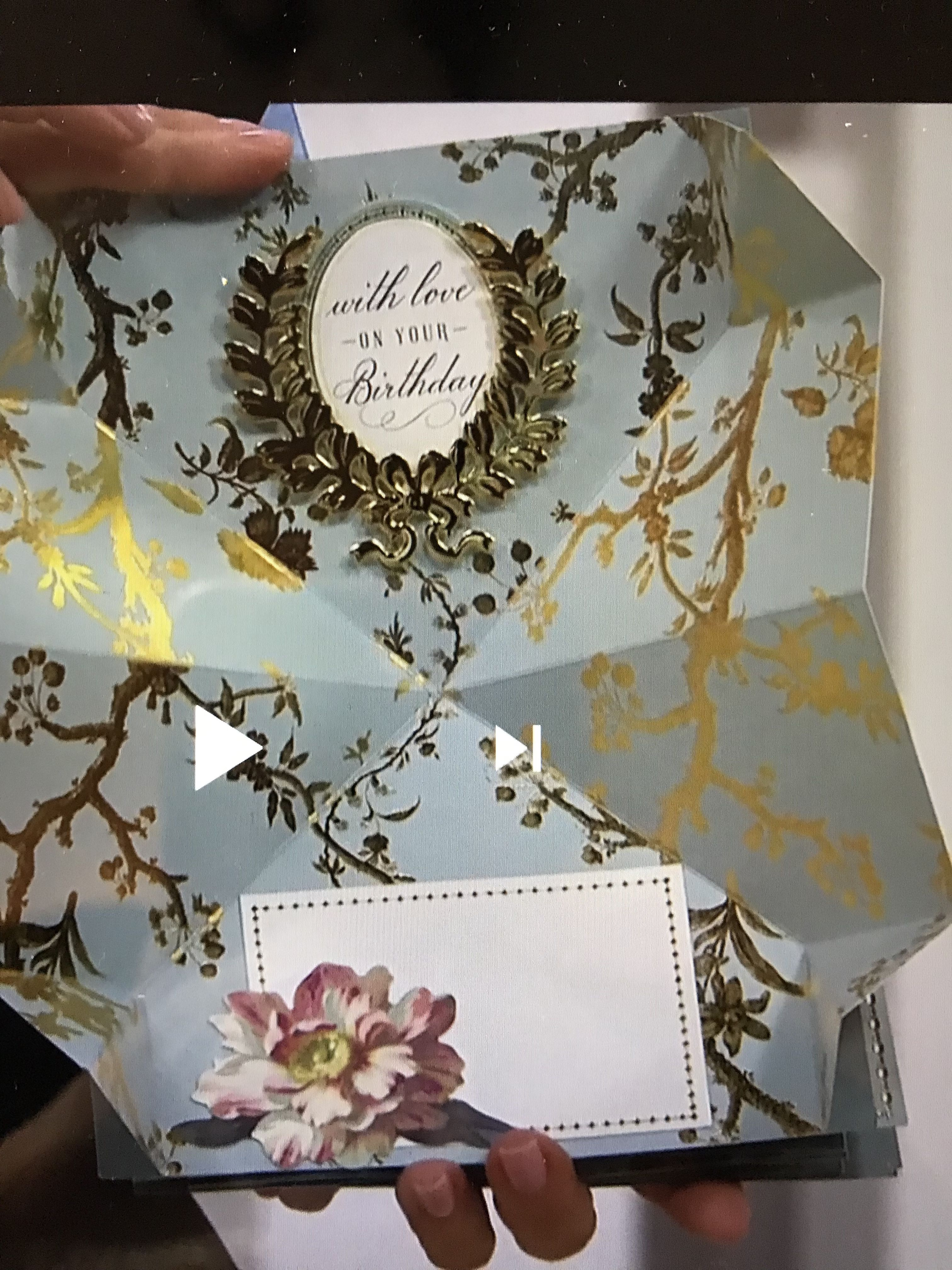 Anna Griffin Explosion Card Making Kit