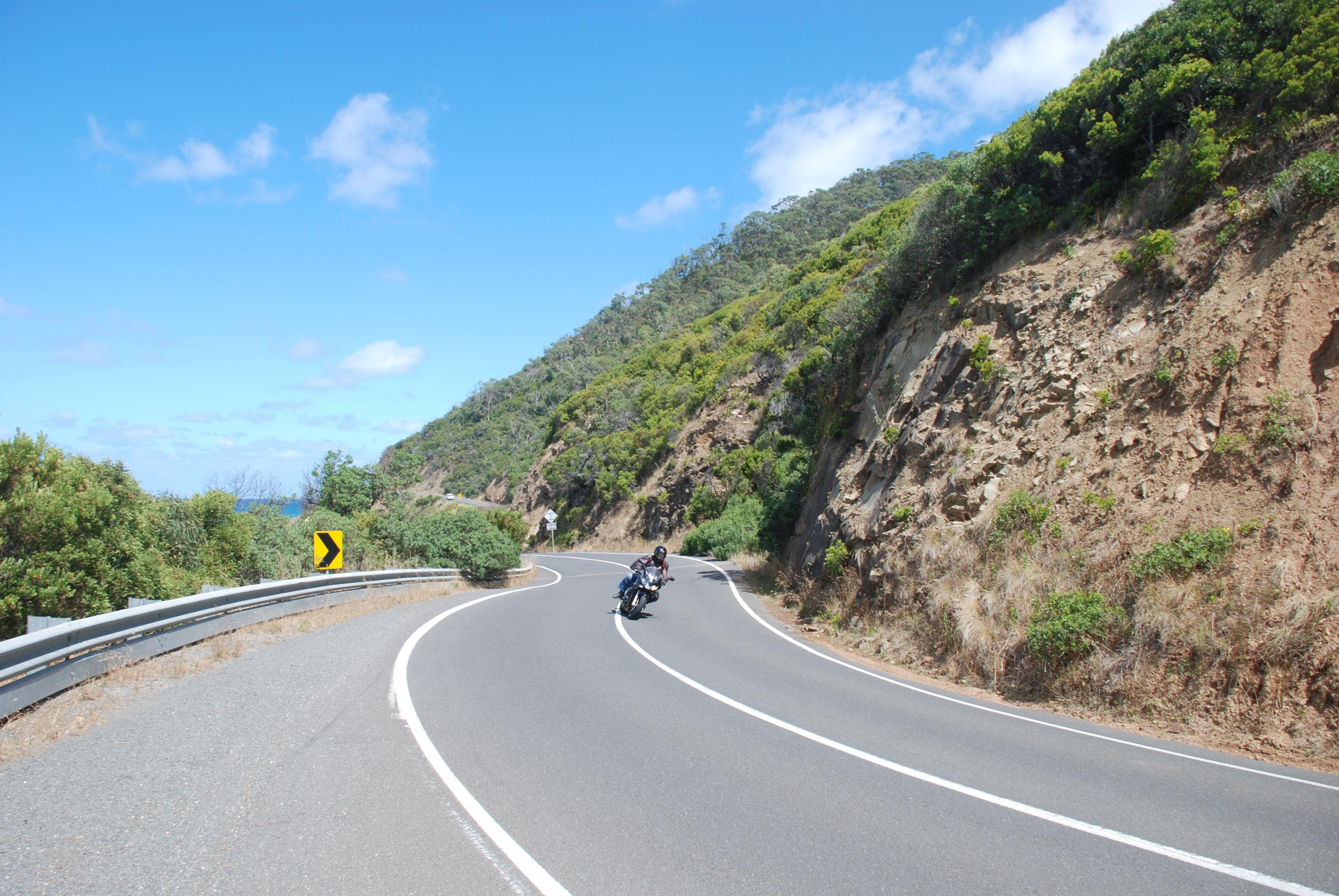 Great Ocean Road Adventure Biking Pinterest
