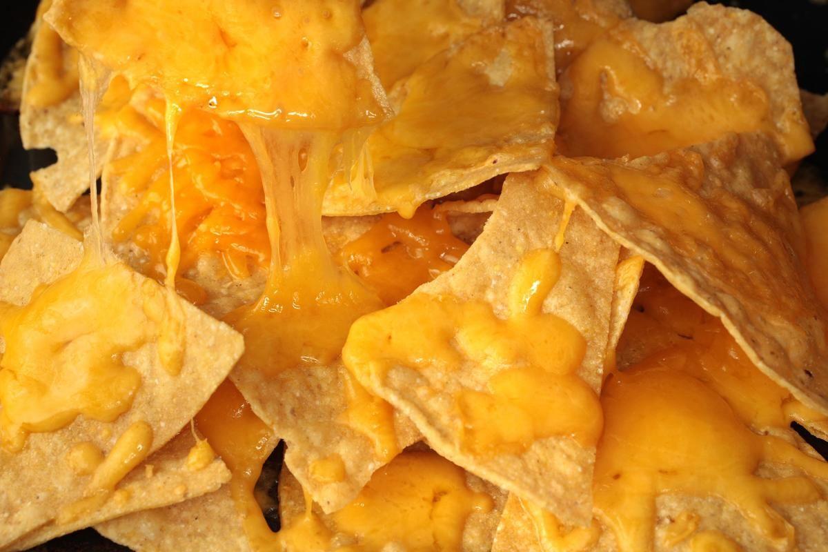 Easy Cheese Nachos Recipe Nachos Recipe Easy Cheese Nachos Cheese Recipe