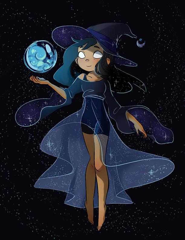 witchsona  Tumblr  Illustrations  Pinterest  Brujas Dibujo y