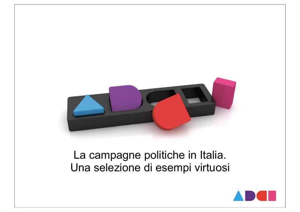 campagne-politiche-adci by annamaria testa via Slideshare