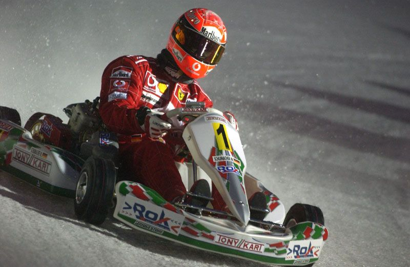 Tony Kart in Australia Go kart, Michael schumacher, Karting