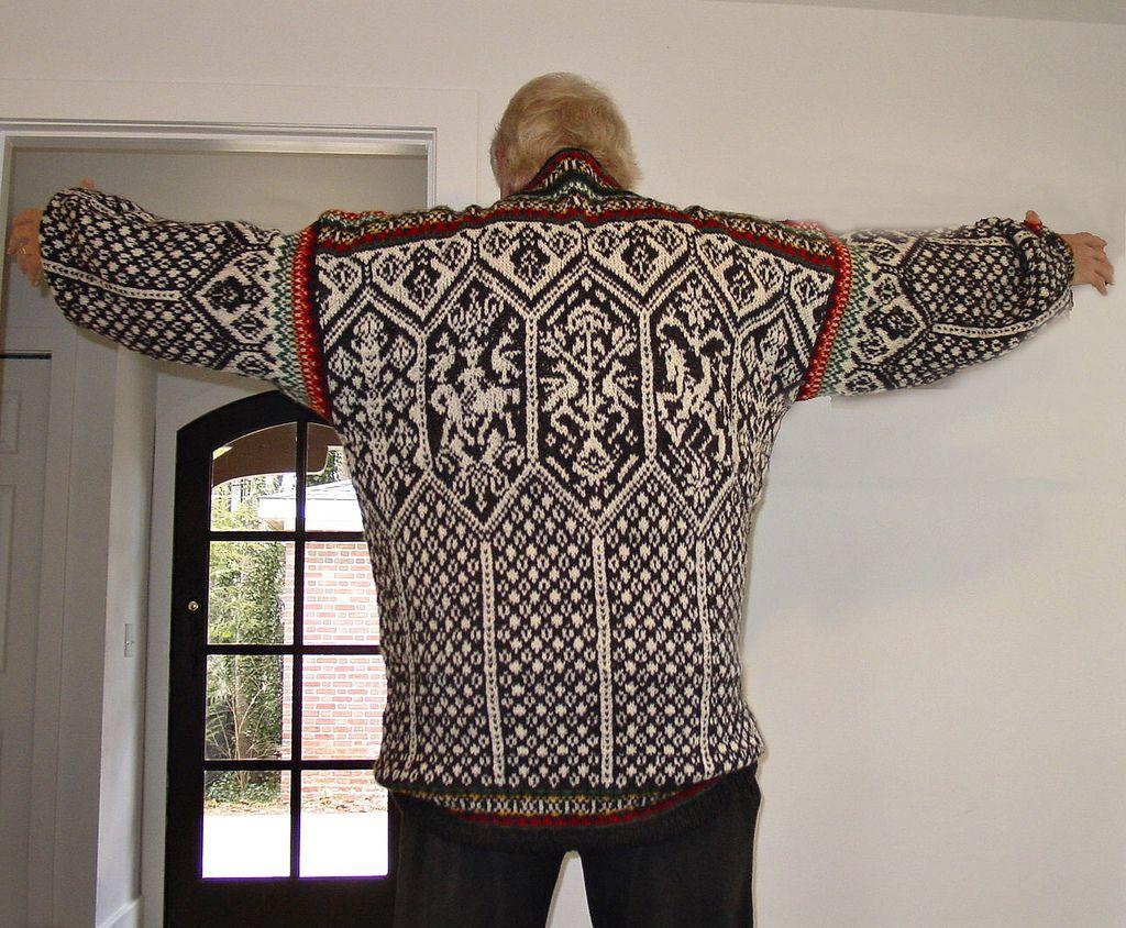 Knitting Olympics Ravelry : Ravelry lisabai s lillehammer sweater nordic sweaters