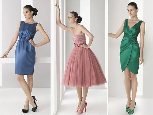 Imagenes de vestidos de damas para fiestas
