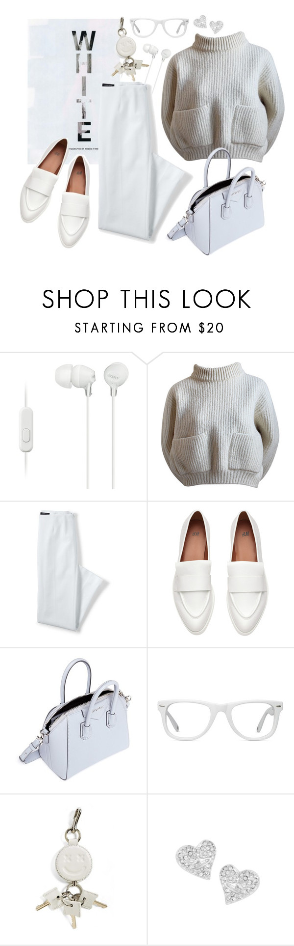 """Untitled #302"" by eynav ❤ liked on Polyvore featuring Sony, Alaïa, Lands' End, Givenchy, Muse, Alexander Wang and Vivienne Westwood"