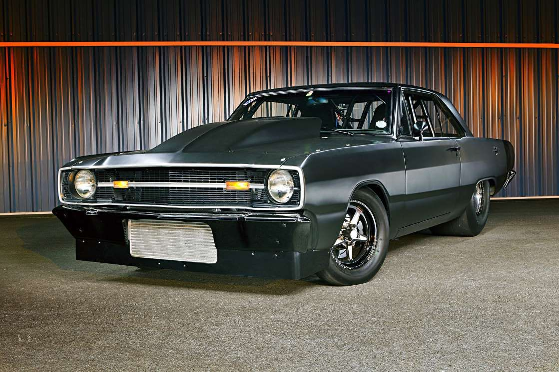 1969 Dodge Dart Pro Street Low Hot Rod Network Staff Modern