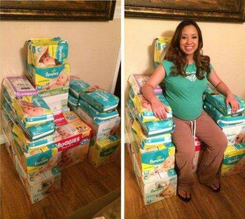 how to make a baby shower chair cheap dining chairs set of 4 diaper throne for the expecting mom these are best ideas