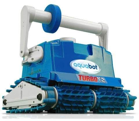 Pool' Aquabot Turbo T2 Abturt2 InGround Automatic Robotic