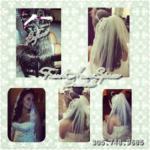 Here comes the Bride♡