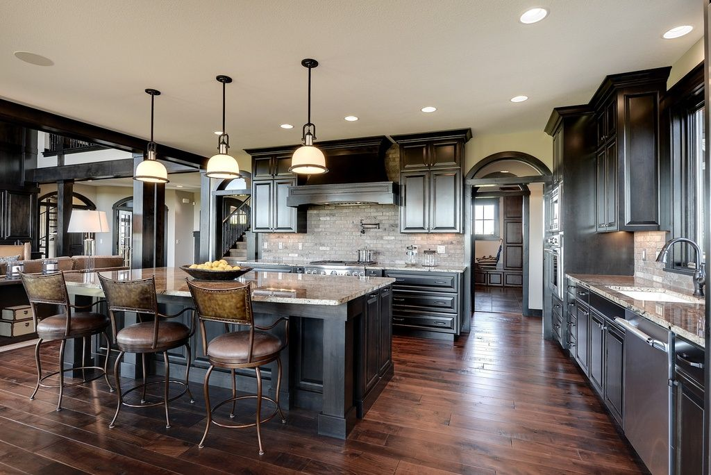 Traditional Kitchen with Durasupreme Cabinets - Arcadia ...