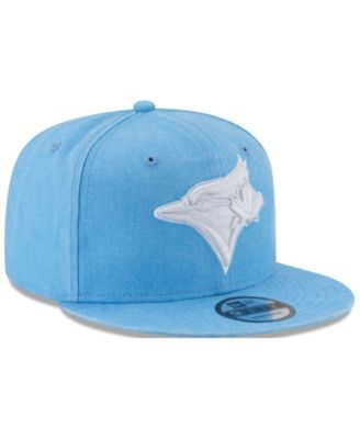 premium selection 4070f e9183 New Era Toronto Blue Jays Neon Time 9FIFTY Snapback Cap - Blue Adjustable