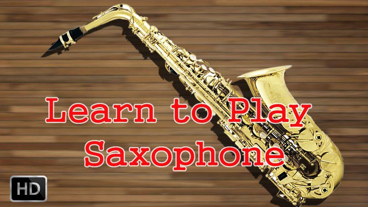 Learn How to Play Saxophone Alankara Swaras Basic