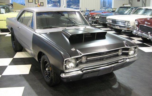 1968 Dodge L023 Super Stock Hemi Dart Dodge Muscle Cars Mopar