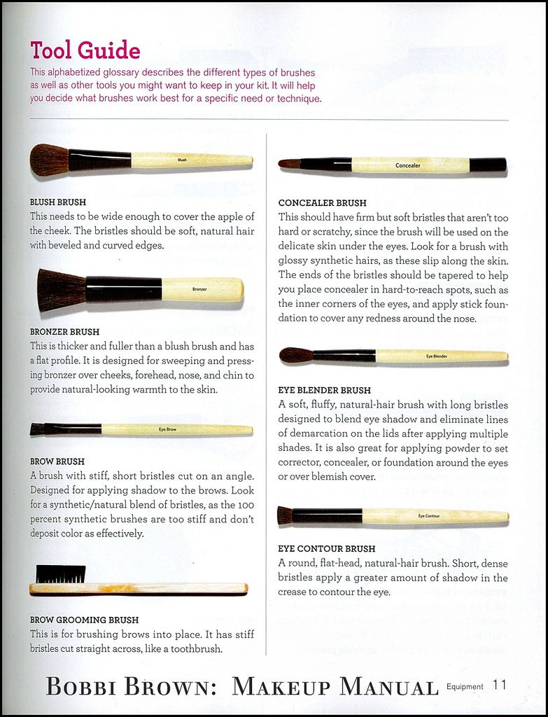 Bobbi Brown MakeupManual_03 in 2020 Bobbi brown makeup