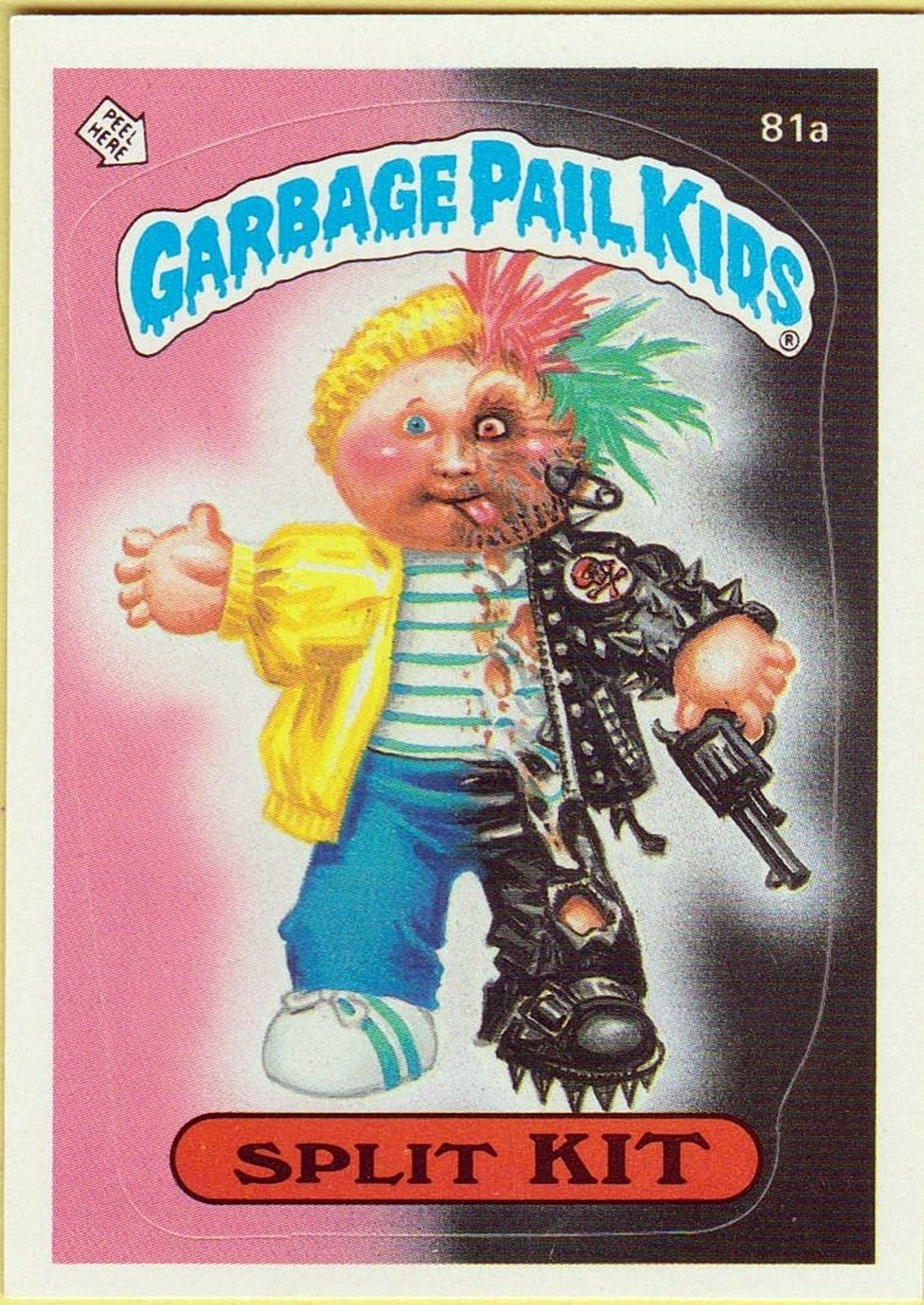 Garbage Pail Kids Garbage Pail Kids Garbage Pail Kids Cards Kids Series